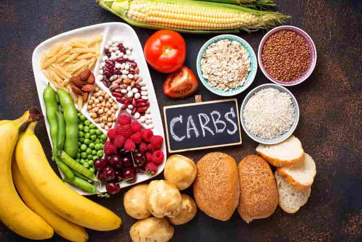 FOODS HIGH IN CARBS