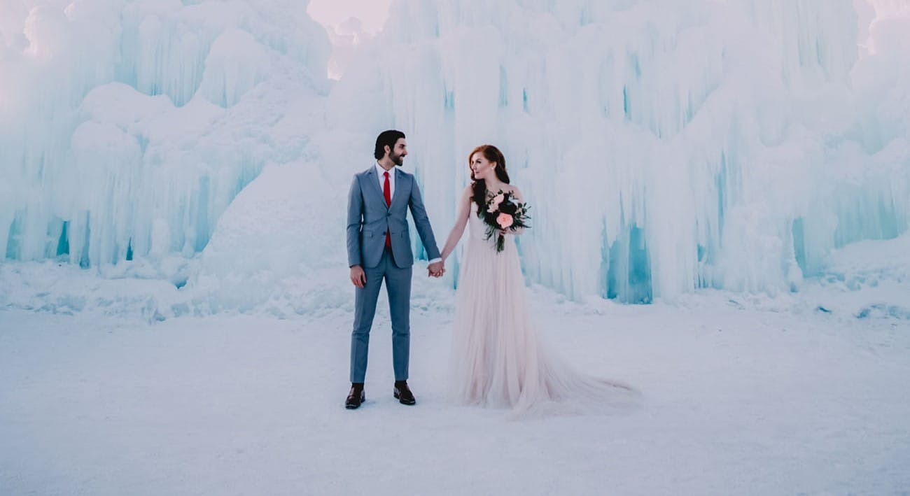 Planning Your Ice Castle Wedding