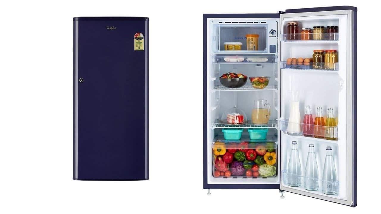 Whirlpool 190 L 3 Star Direct Cool Single Door Refrigerator
