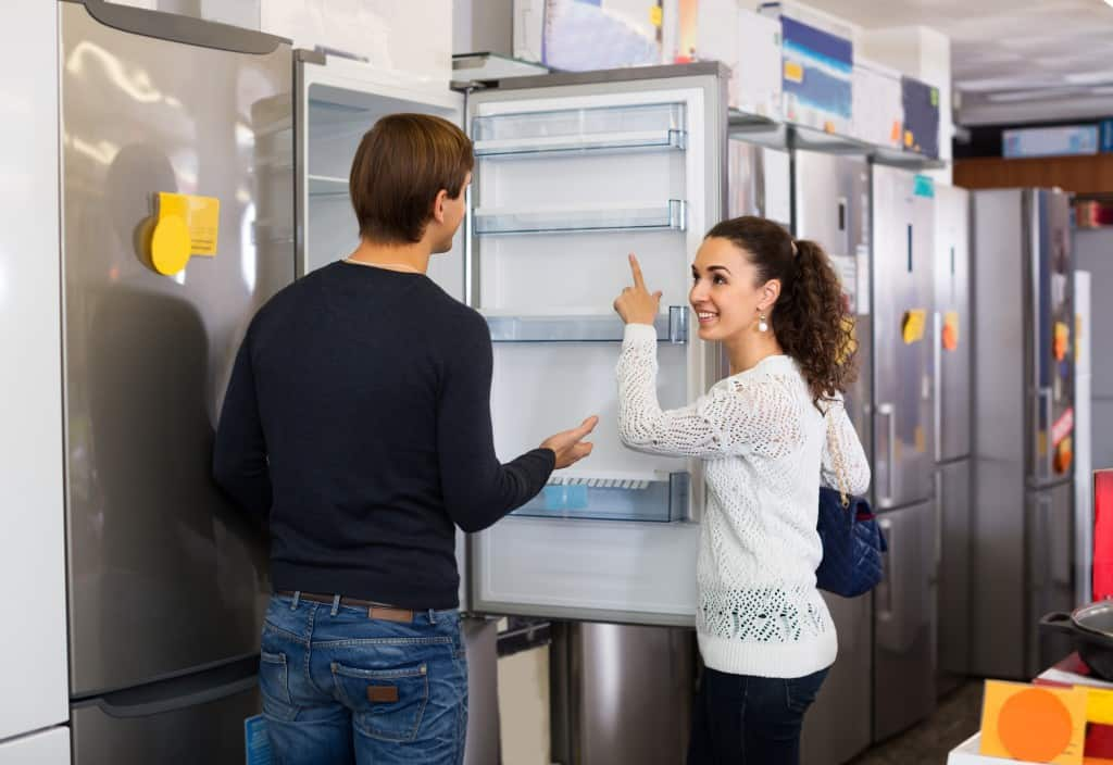 buying a new AC or fridge in the COVID-19 outbreak