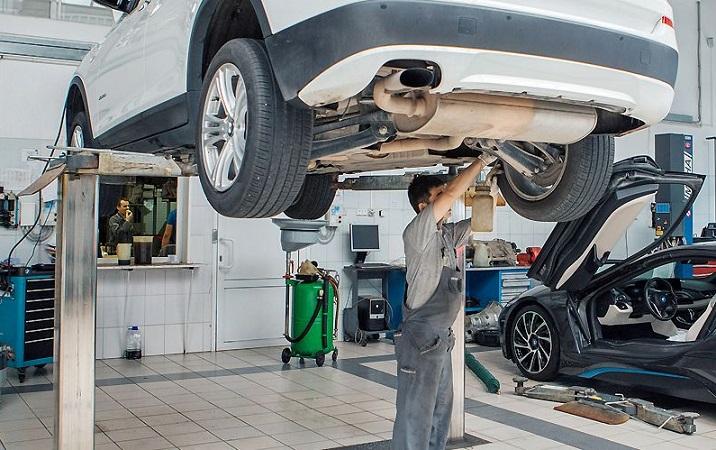 BMW Mechanic Santa Clara