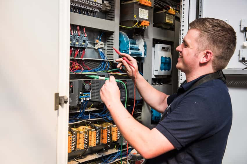 Electricians Crowborough take less money