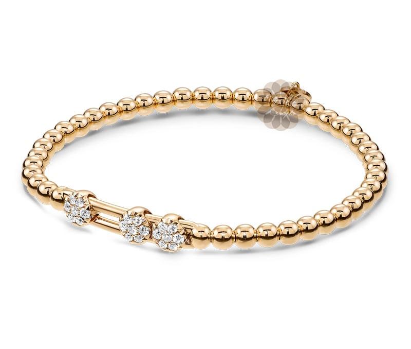 Gold Bracelets 9 Carat  Custom Bracelets with Name