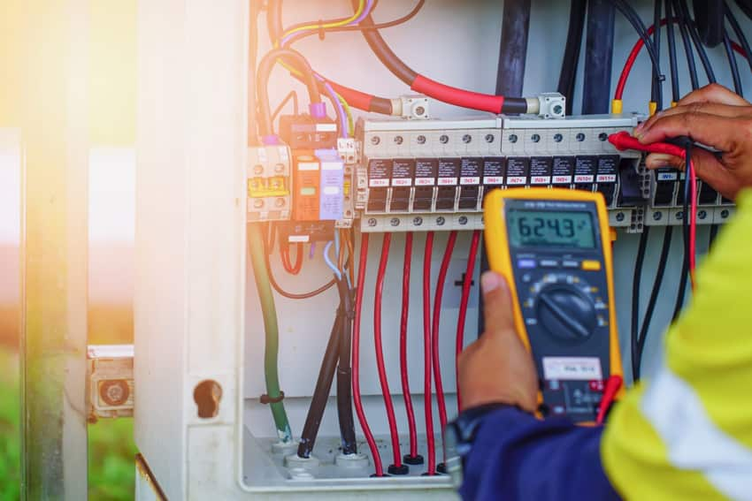 Professional electrical troubleshooting services company