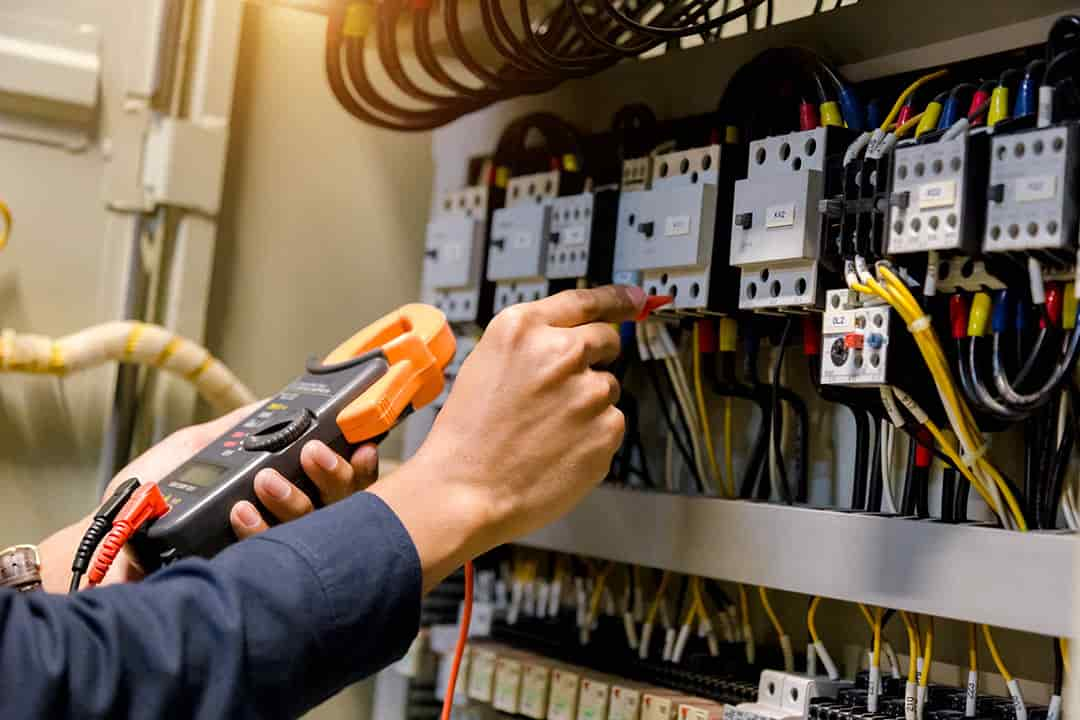 Professional electrical troubleshooting services