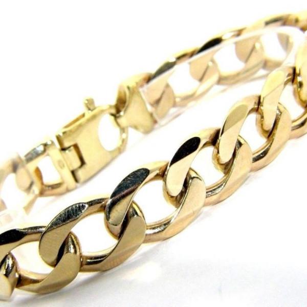 gold bracelets 9 carat,