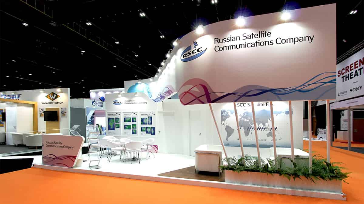 boost the layout of your exhibition stand