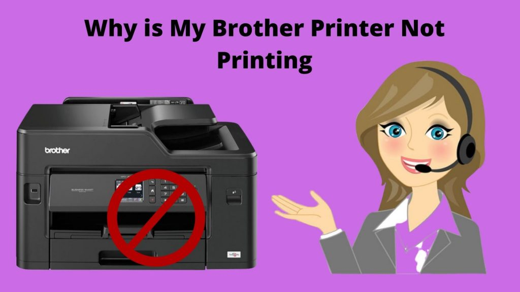Why is my Brother Printer not Printing
