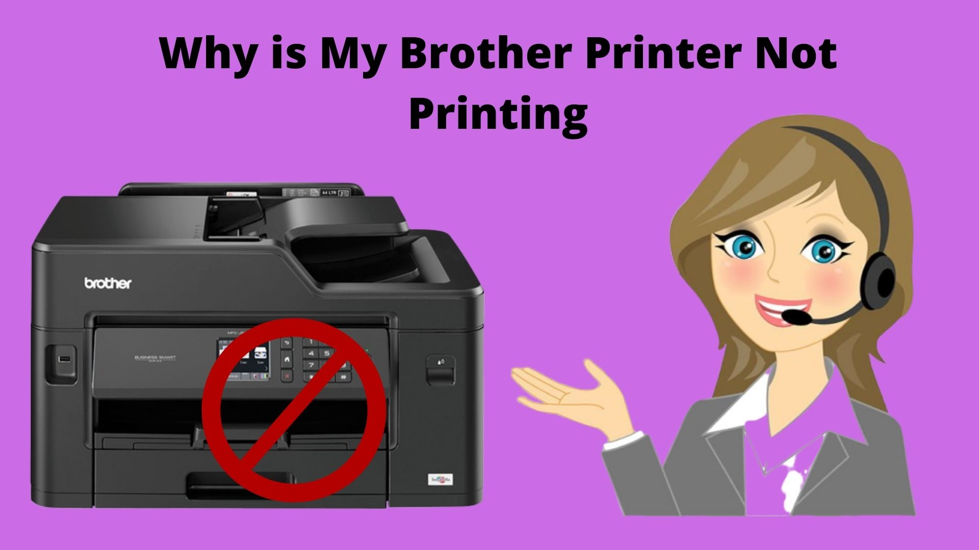 Simple Guidelines to Resolve If Brother Printer Not Printing