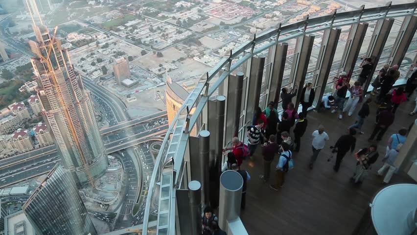 Burj Khalifa – The interesting facts about Burj Khalifa