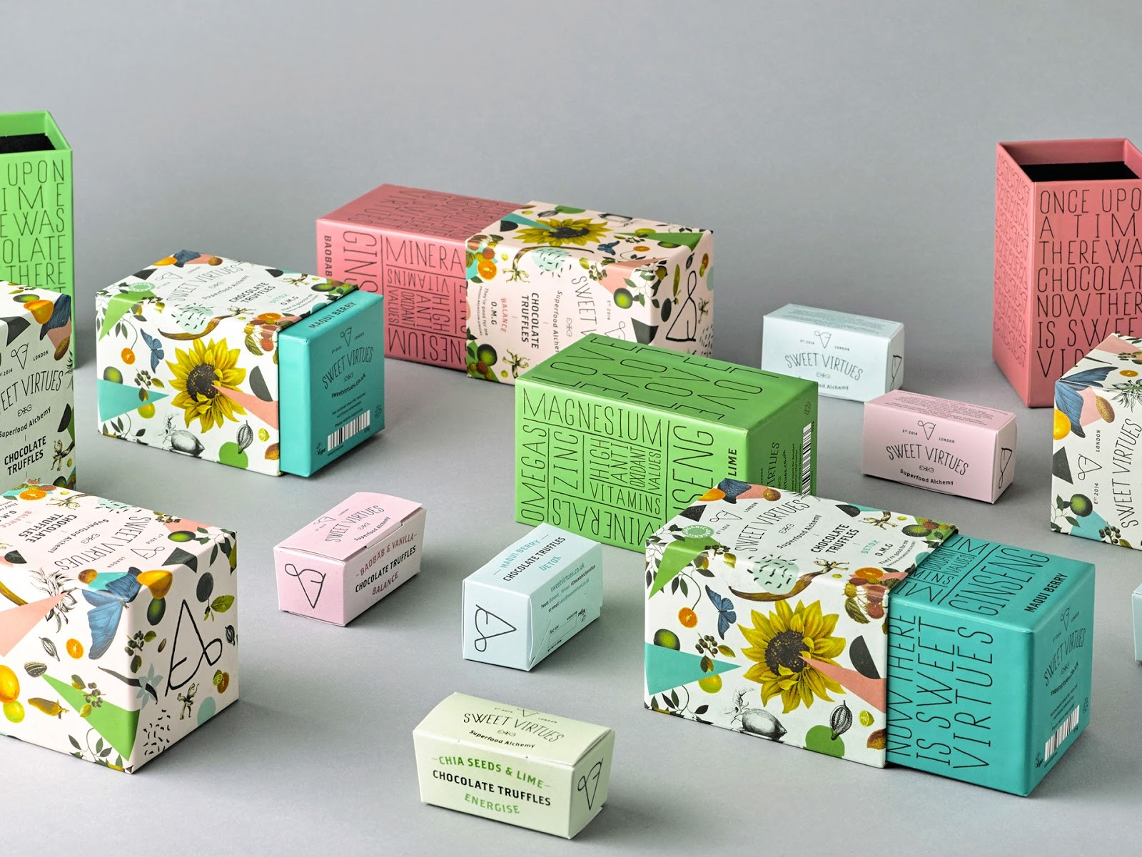 Let's Standup You Products with Elegant custom printed boxes.
