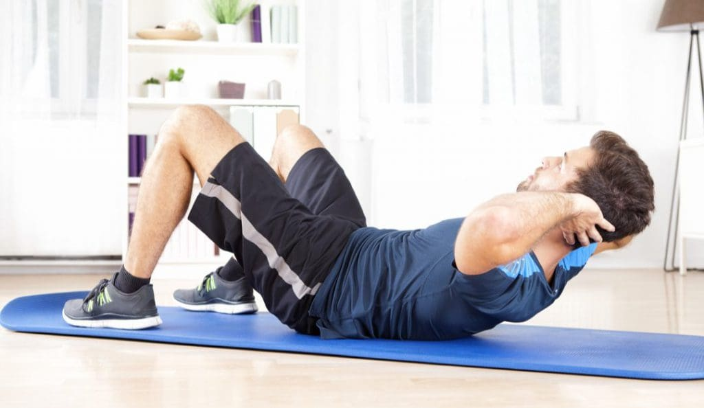 8 Exercises to Stay Fit While Working From Home