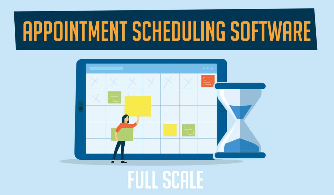 Appointment Scheduling Software for Small Scale Business