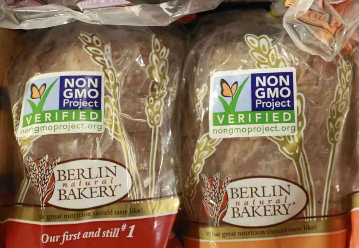 GMOs food lables