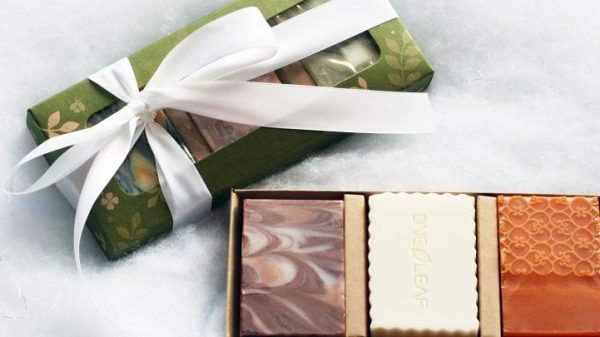 Custom Soap Packaging