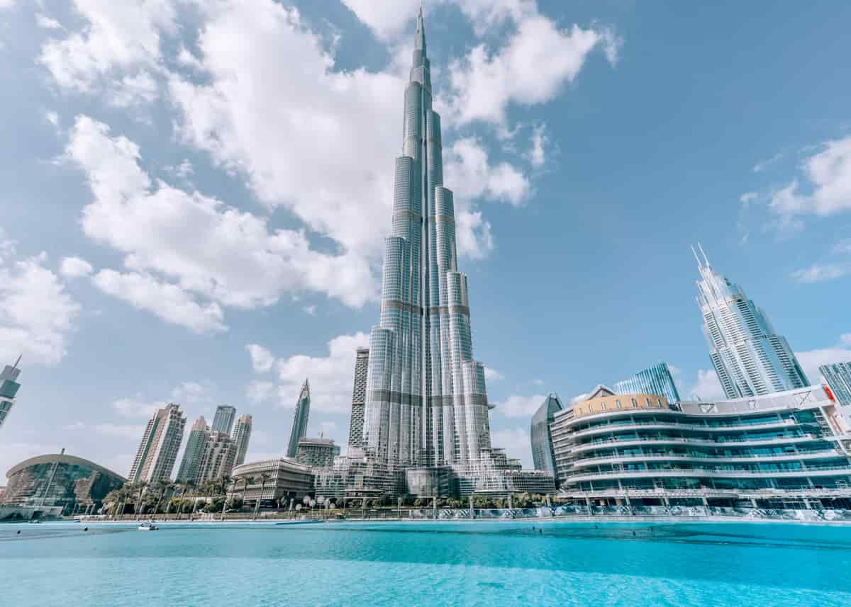 The interesting facts about Burj Khalifa