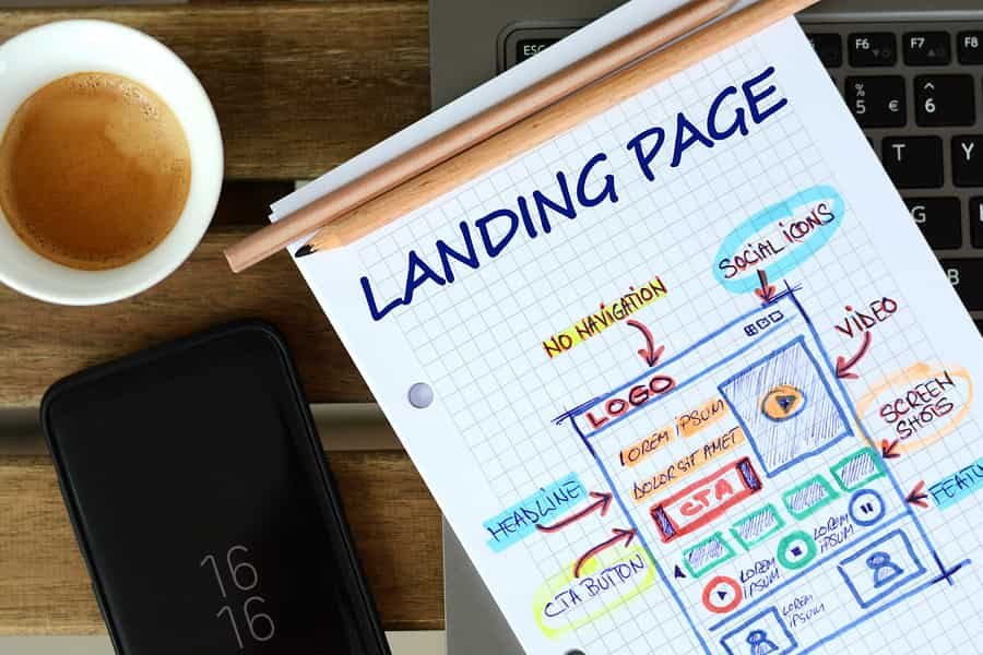 Tips to Increase Landing Page Conversions