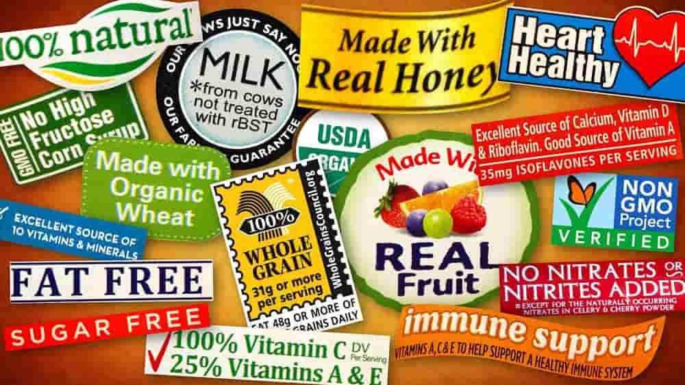 Ways Of Deceptive Food Labels
