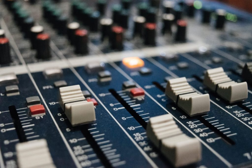 Audio Equipment Hire Organization