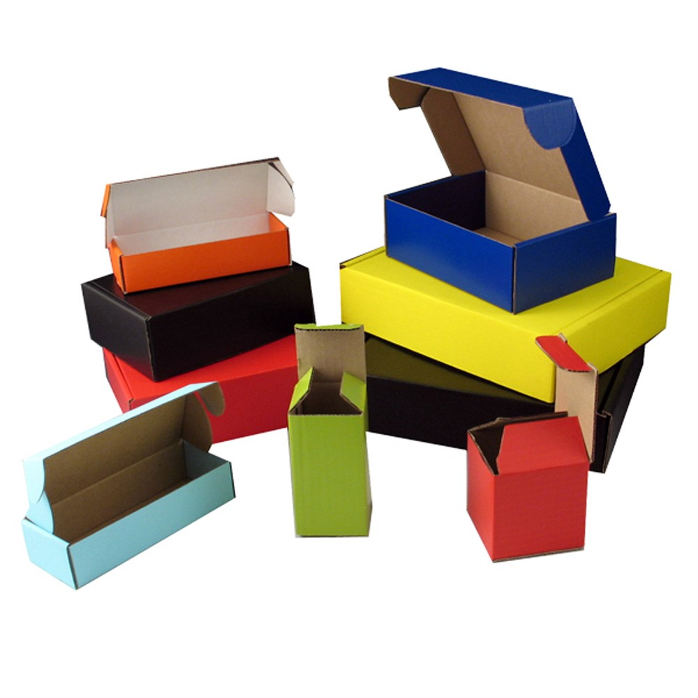 How we can make printed cardboard boxes for use?