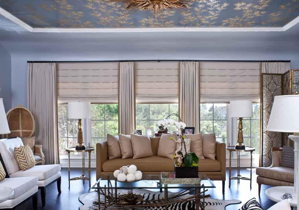 Curtains and Blinds match your home decor