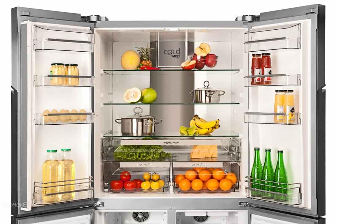 Keep Haier Refrigerator full