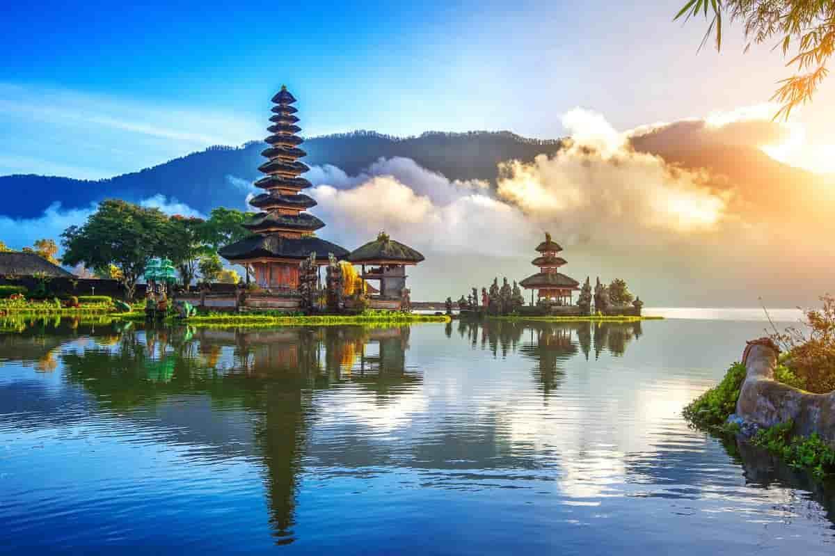 Visit in Bali