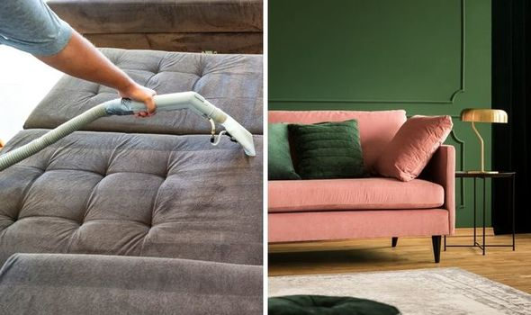 Cleaning your Velvet Sofa Right Away