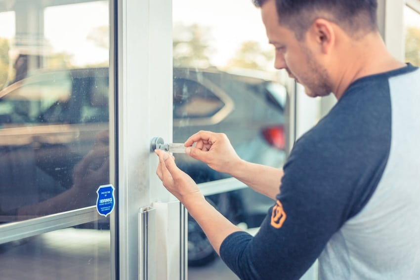 Do you feel that you can rely on a particular service or professional locksmith
