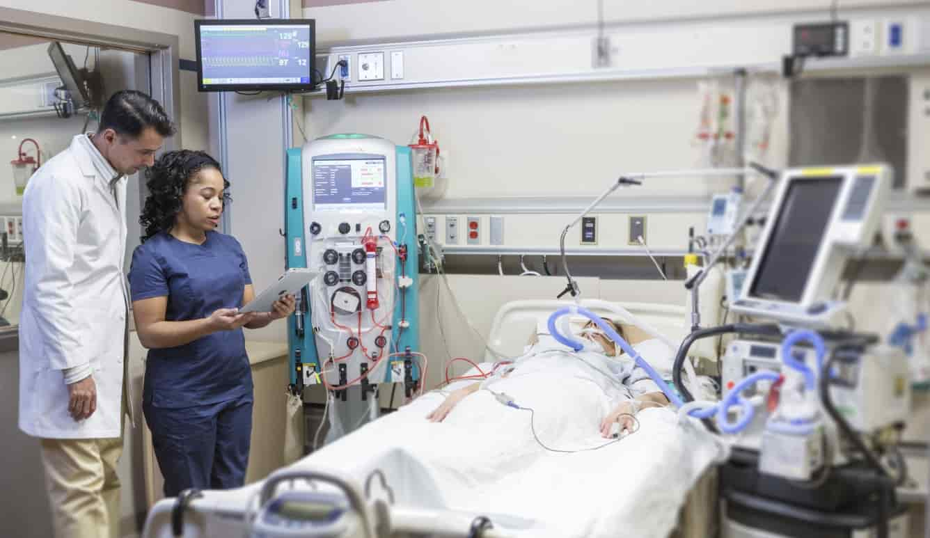 Hospitals occupy the largest share in the end-user classification of respiratory care global  market