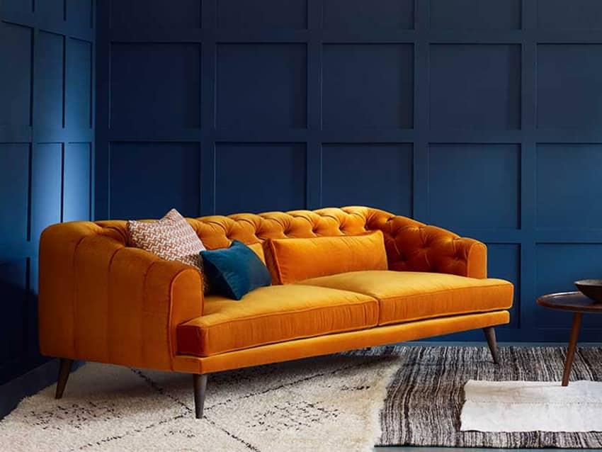 How Velvet Sofa is Made