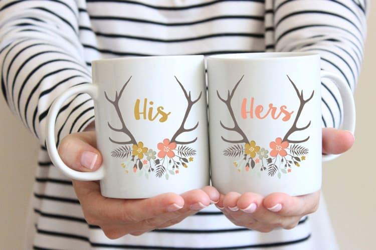 Pampering Mugs