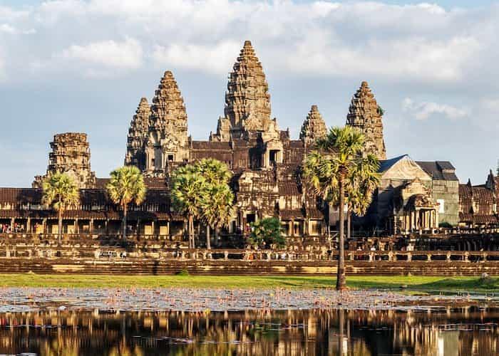 Visit in Siem Reap