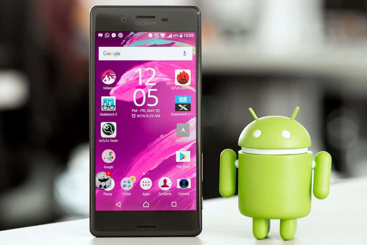 The most used mobile Operating System is the Android OS