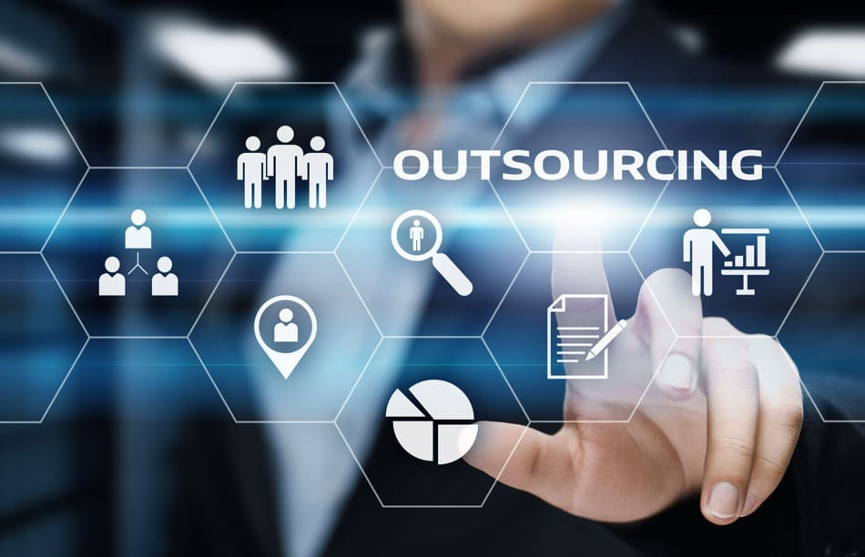 The reasons for outsourcing the organizations ad operations