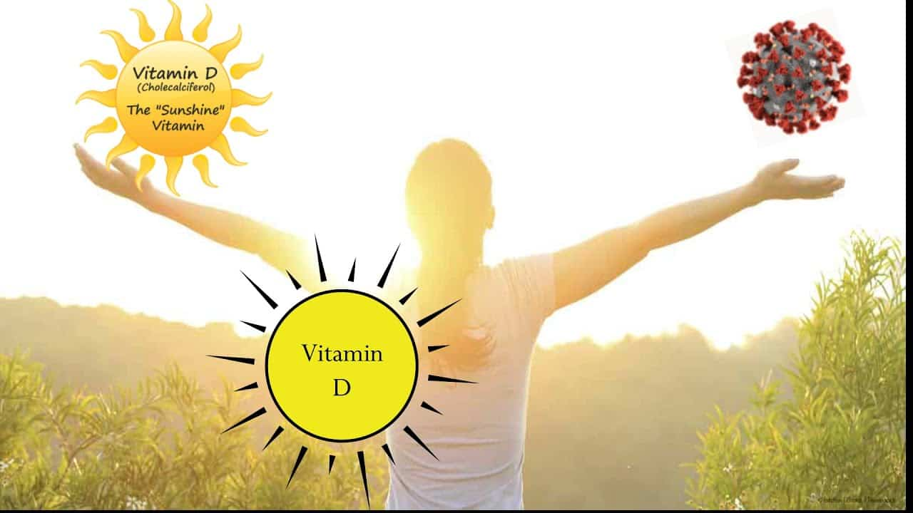 Vitamin D and sunlight make our immune system very strong