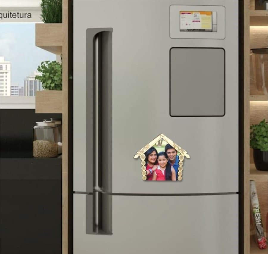 Dynamic Fridge Magnets to Augment Your Space!