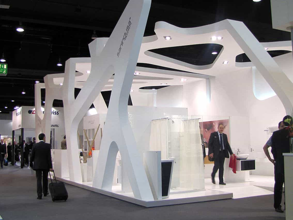 Exhibition Stall Designs