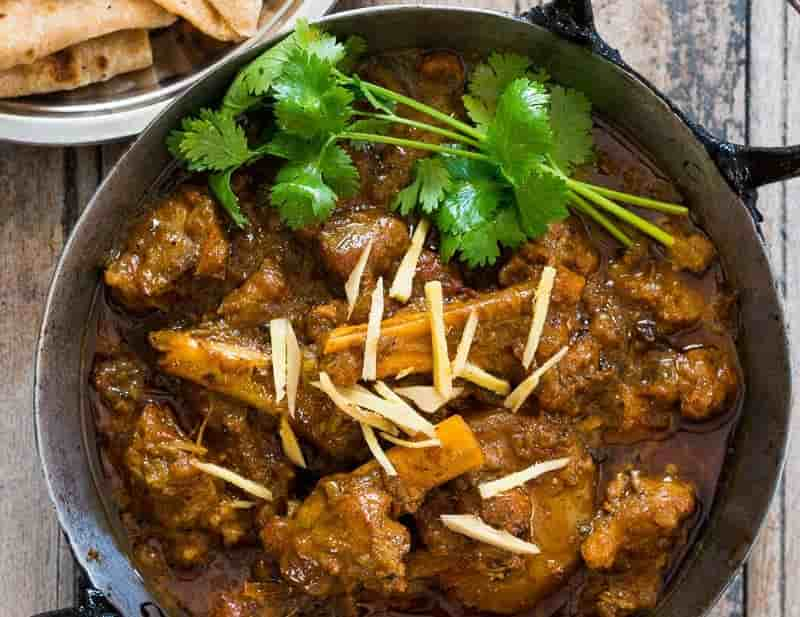 How to Make Mutton Curry Recipe In India
