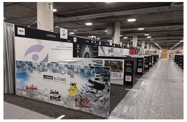 Benefits of installing an exhibition stall