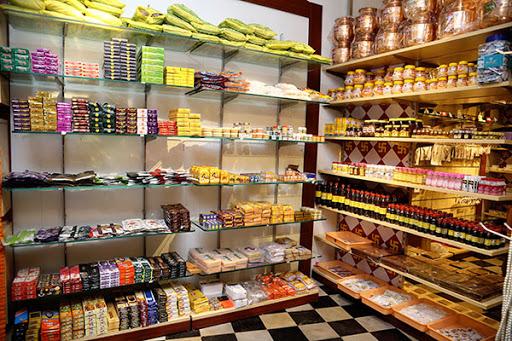 Pooja items shop