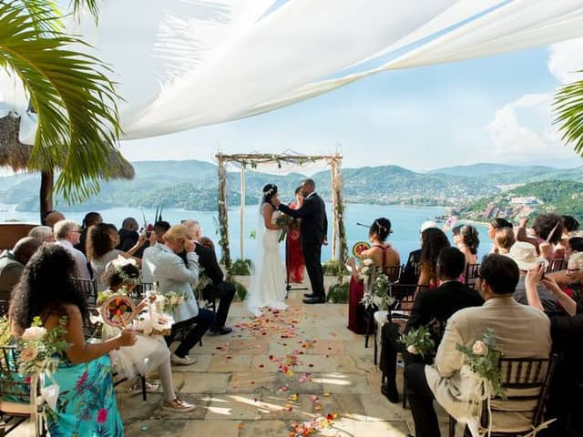 Seaside events are best for semi-formal gatherings