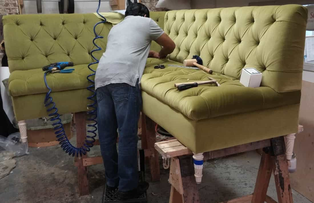 Sofa Repairing Shop