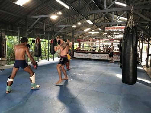 Suwit Muay Thai Gym are very much amazing