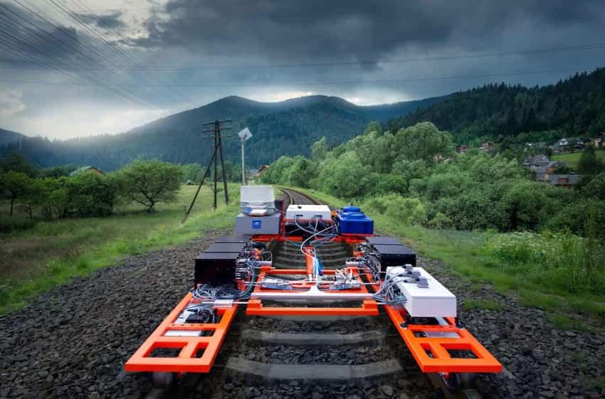 The Complete Range Of Railway Testing Equipment
