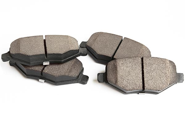 The non-asbestos organic brake pads