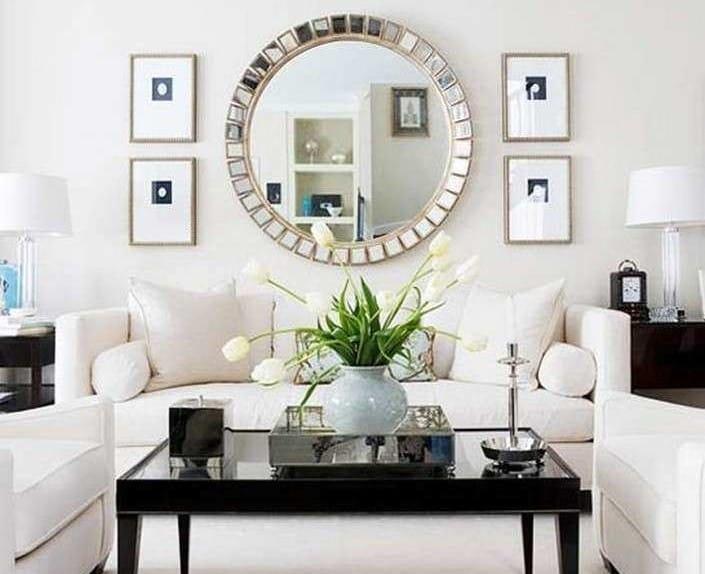 Use Wall Mirrors