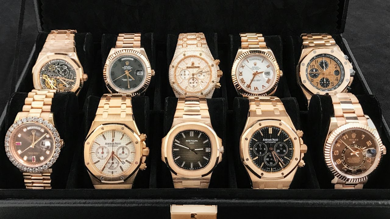 Reasons You Should Own a Luxury Watch Right Away!