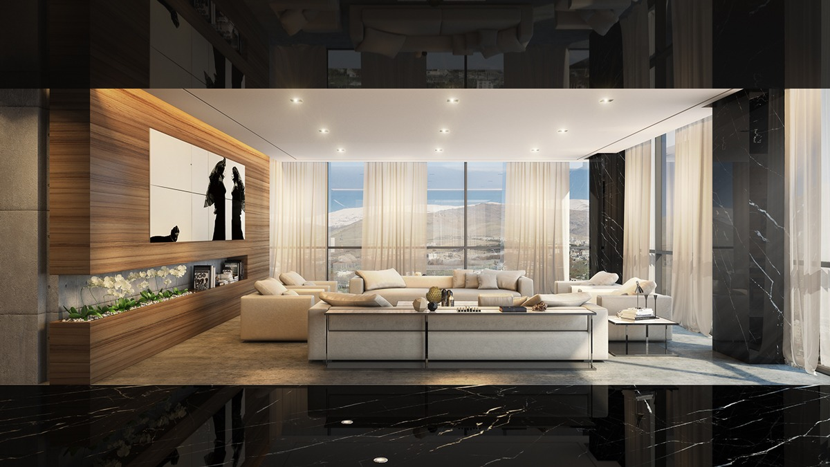 Certain factors that make luxury apartments more luxurious