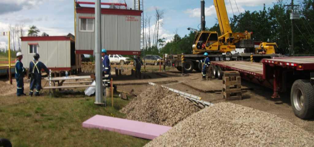 prefabricated construction companies
